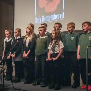 Only Remembered Concert - Schoolchildren singing